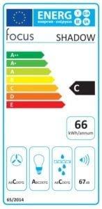 Etykieta energetyczna Shadow 35