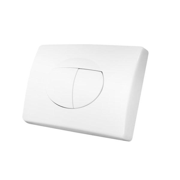 Przycisk biały Korab