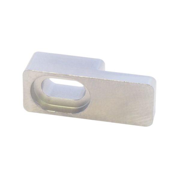 Uchwyt szyby stałej 4 mm