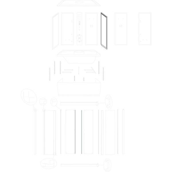ścianka boczna prawa XL