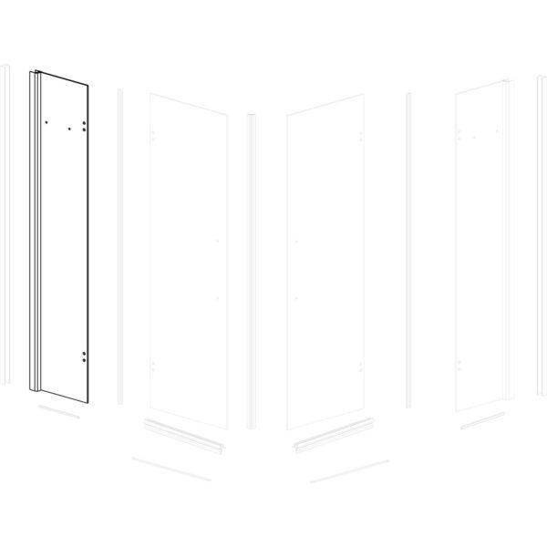 Ścianka przednia lewa Siesta