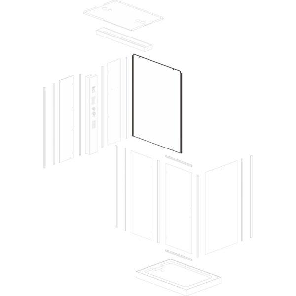 ścianka tylna Spa L