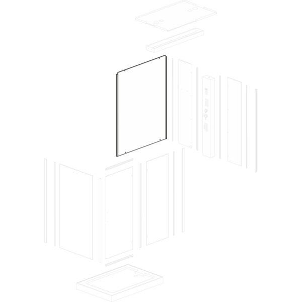 ścianka tylna Twin P