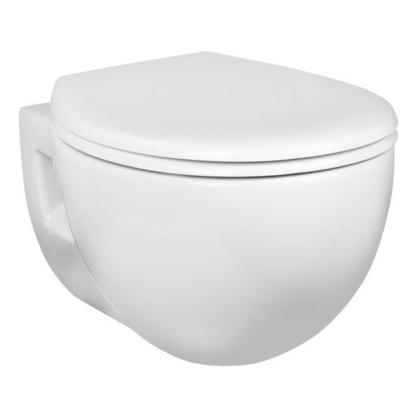 Miska WC podwieszana Amelia z deską WLN