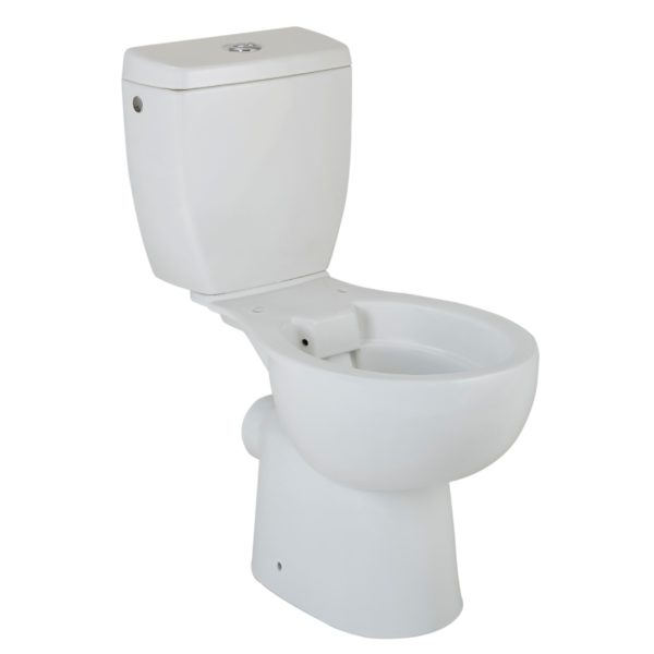WC kompakt HERO 11 bezkołnierzowy bez deski