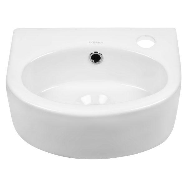 Umywalka nablatowa KR-601
