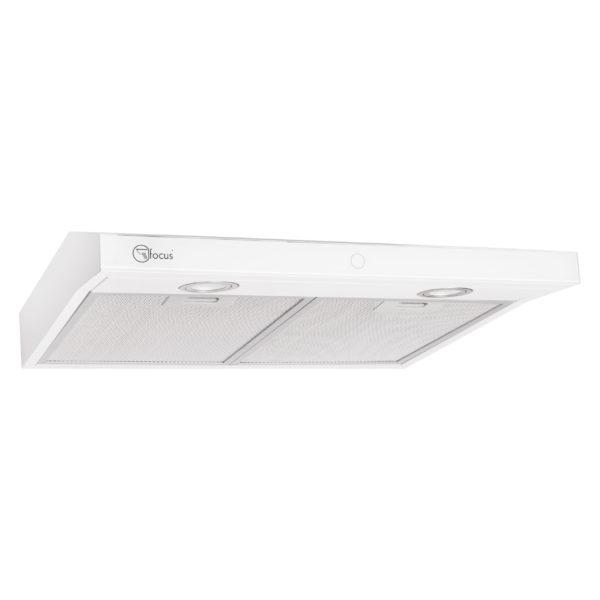 Okap podszafkowy Modo 50 biały
