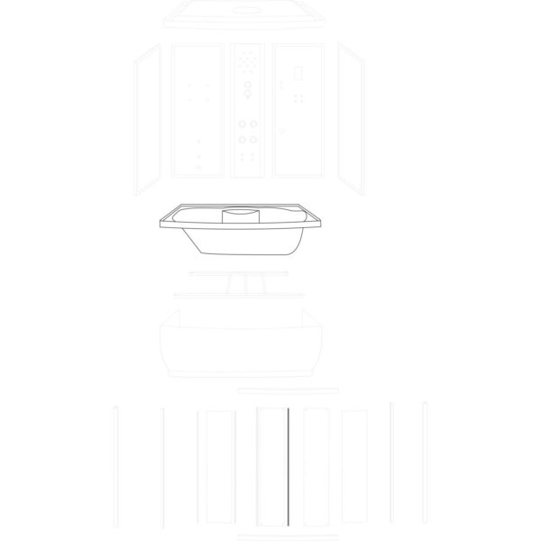 skorupa brodzika Laguna Lux 150