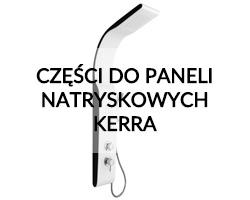 Części do paneli natryskowych Kerra