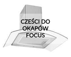 Części zamienne do okapów Focus