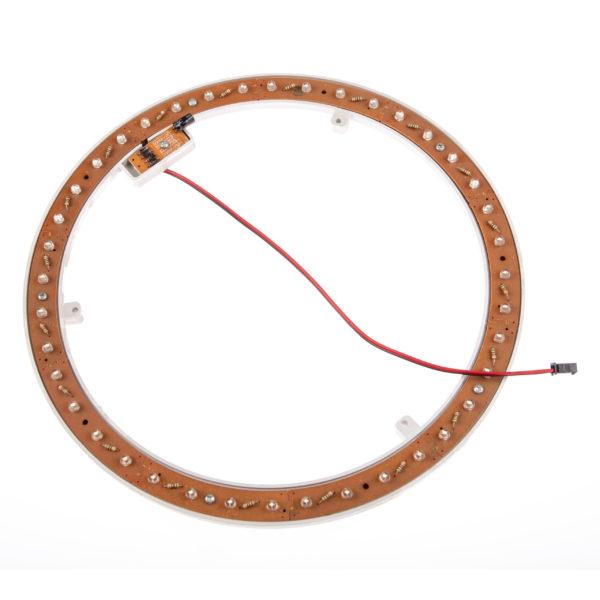 """kołowa lampa LED do kabiny hydromasażowej Kerra """"Laguna Lux/Fantasia/Roma Lux"""""""