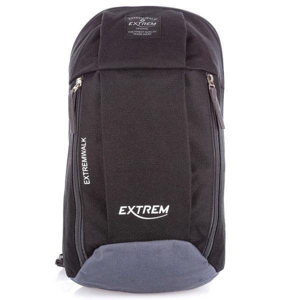 czarny plecak sportowy Bag Street