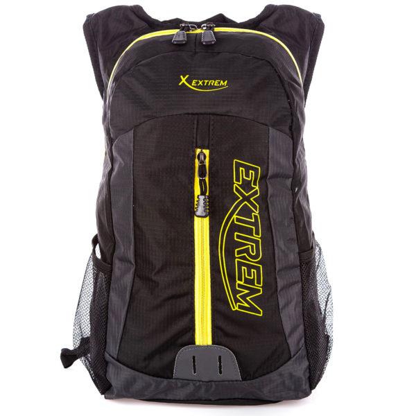 lekki sportowy plecak czarny Bag Street Extrem